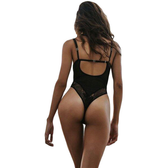 2019 Hot Fashion Women Clothes Sexy Teddy Bodysuit Lingerie pictures & photos