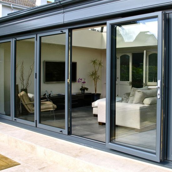 Sliding Aluminum Gl House Doors
