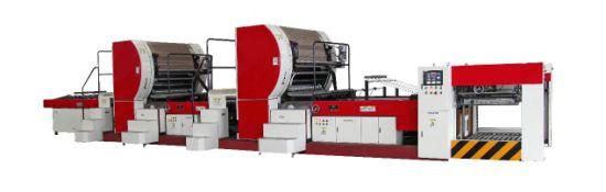 Metal Sheet Two-Color Offset Printing Machine Lq-Hyp45b-2