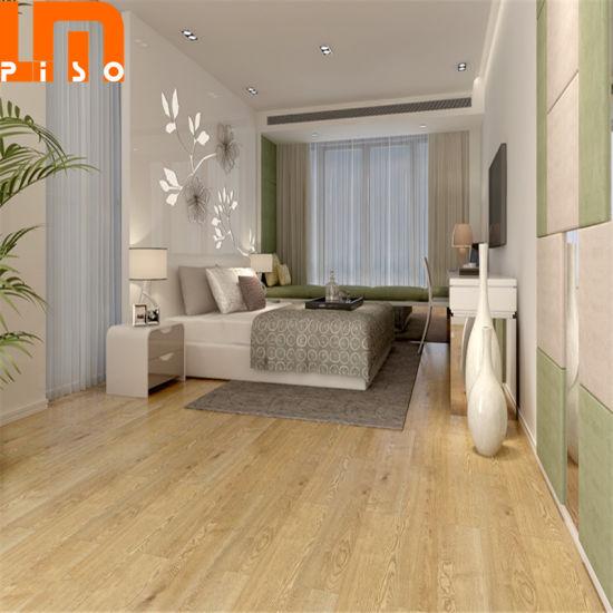 China Household Cork Underlayment 5mm Thick Tile Spc Vinyl