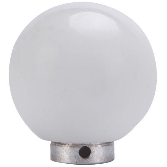 White Ball Universal Car Gear Shift Knob