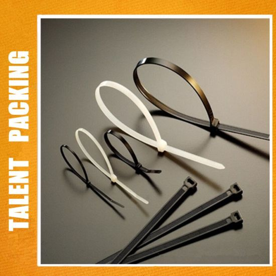 Cable Wire Zip Ties Self Locking Nylon Cable Tie Manufacturer for Packaging Accessories