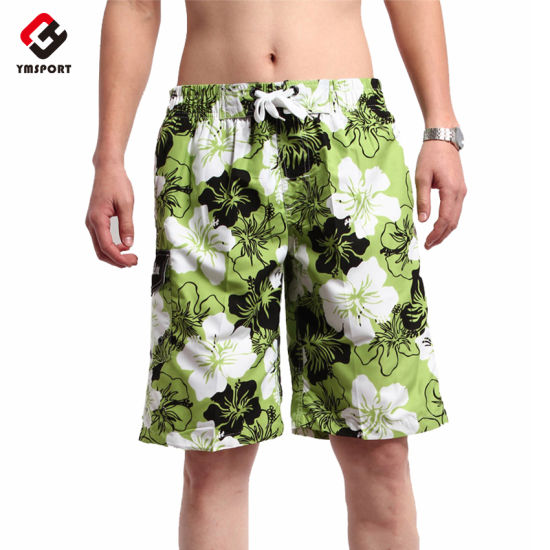 Custom Sublimation Board Shorts for Men