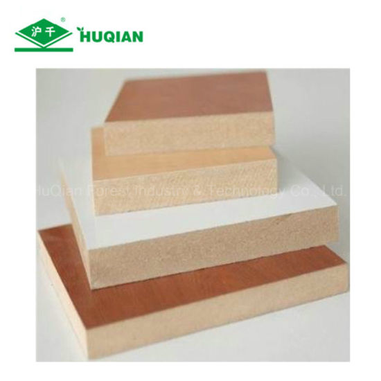 Medium Density Fiberboard Melamine Board 25mm For Furniture Pictures Photos