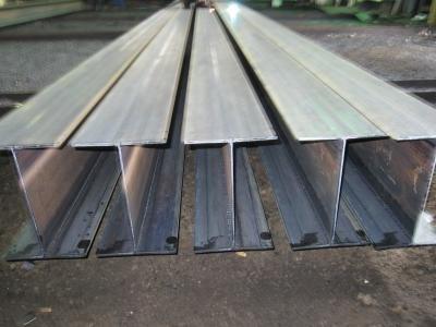 Steel I-Beam /Steel Beam Sizes/ Iron Beams for Construction S235jr-S355j2