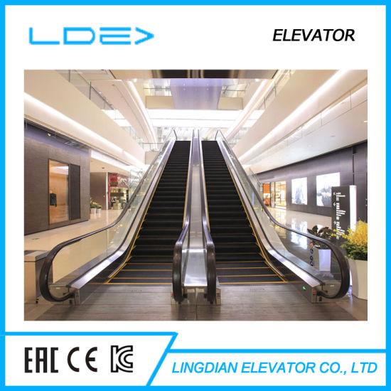 SGS Certification Commercial Escalators and Home Escalator Passenger Elevator