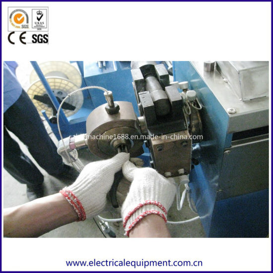 Wire Extrusion Line Teflon Wire Manufacturing Equipment pictures & photos