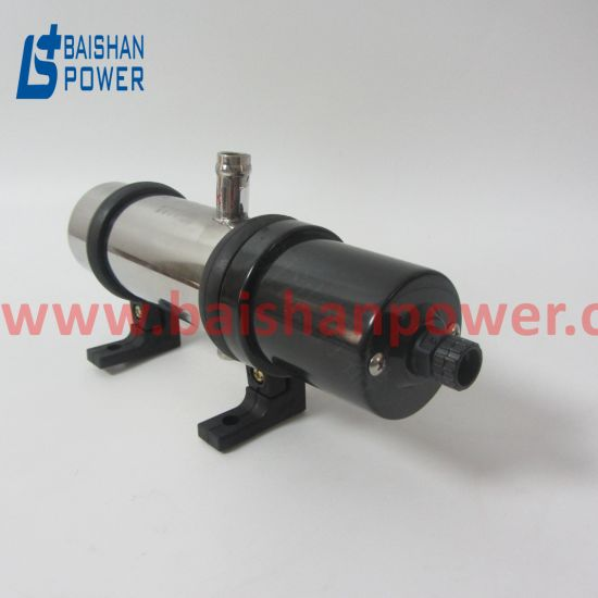 Engine Preheater for Generator w// Remote Thermostat