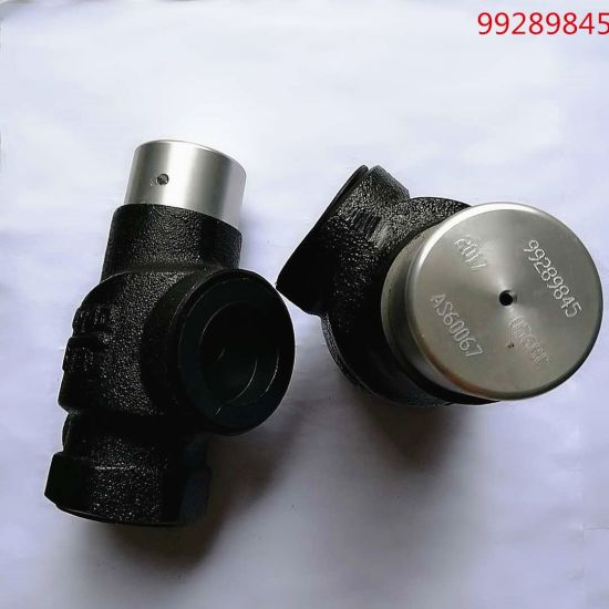 Screw Air Compressor Spare Parts MPV 99289845 Minimum Pressure Valve