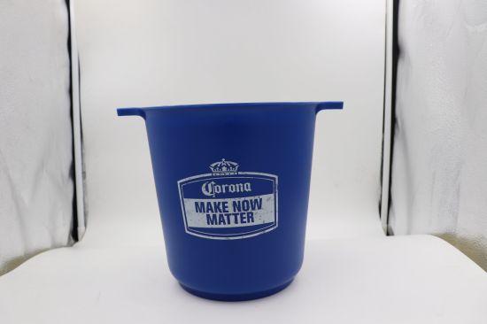 High Quality Plastic Wine Bottle Ice Bucket Supplier 3.5L