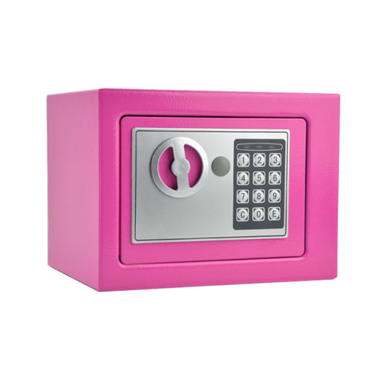 Electronic Modern Furniture Steel Safe Security Box for Hotel