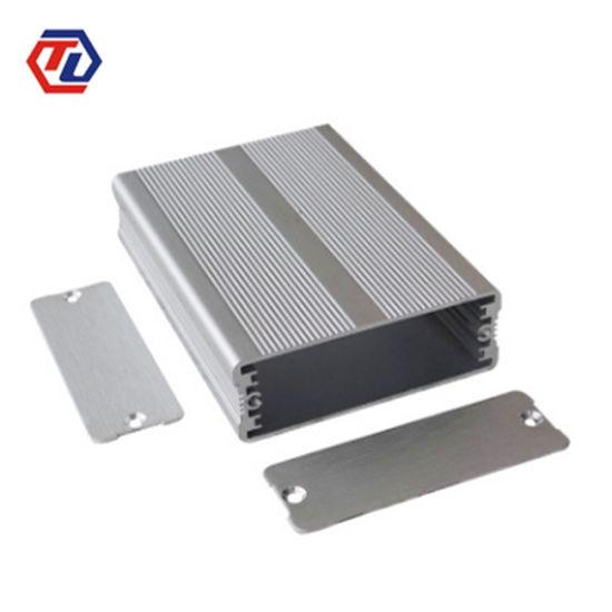 Electronics Extrusion Aluminum Profile Aluminum Enclosures IP67