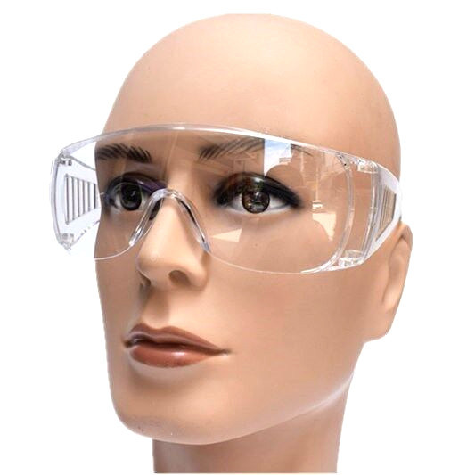 Safety Helmet with Goggles Ce/ANSI Standard Safety Glasses