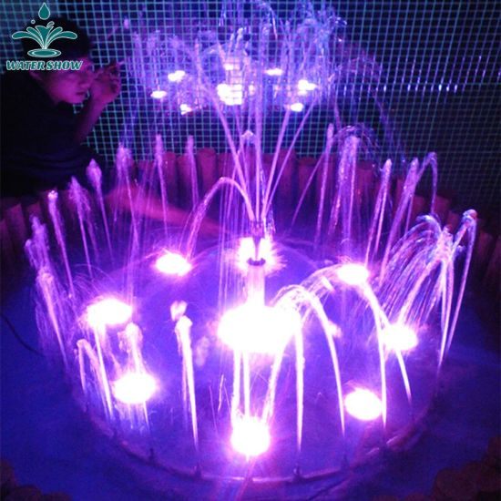 Small Lighting Patio Water Features