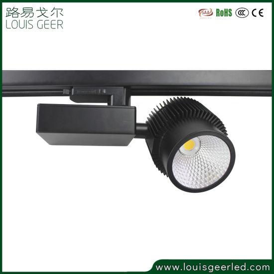China 15w 20w 25w 30w Cob Track Light 5