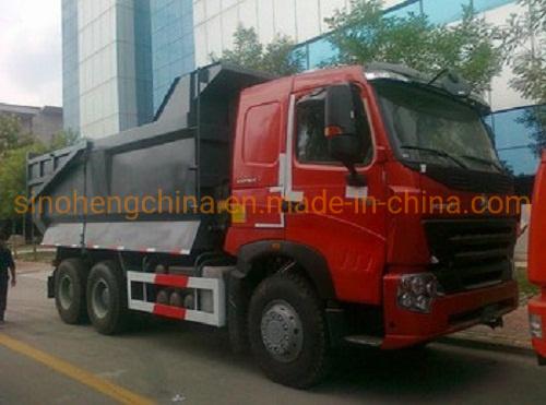 Sinotruk / Cnhtc HOWO A7 6X4 Volvo Type Dump Truck Zz3257n3847n2/S2ba