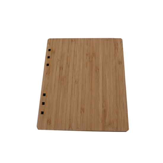 A5 Size Notepad Bamboo Cover