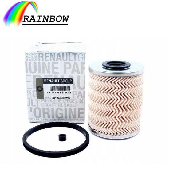 China Factory Price Customized Supplier 7701478972 Diesel Auto Fuel Filter Primer Pump for Renault