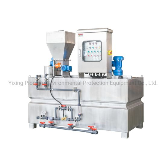 PAM/PAC Dosing Machine Polymer Dosing for Water Treatment pictures & photos