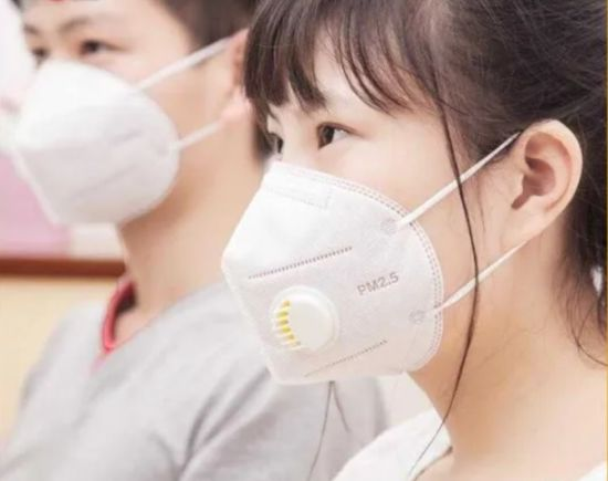 Disposable Mask N95/FFP2 Anti-Varus Dust Mask