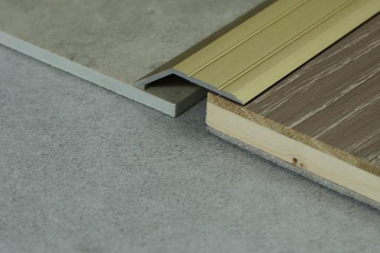 China Tile Trim Aluminum Edge Laminate, How To Edge Laminate Flooring
