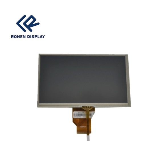 7inch LCD Display 800X480 Touch Screen Used in POS/Car/PDA
