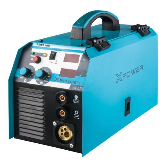 Hot Sale Portable 200A IGBT MIG MMA Welding Machine (MIG-200K)