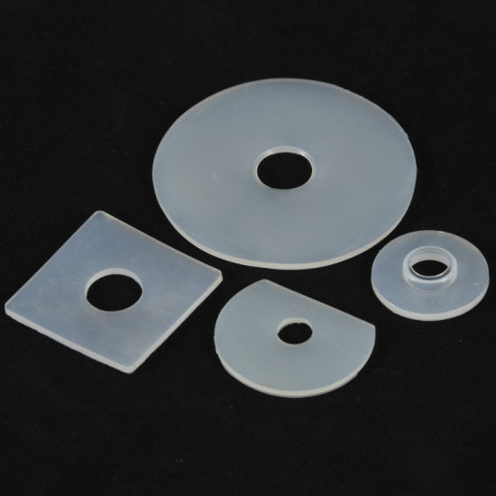 Hot Sale Customized Silicon Products for Custom Made Rubber Parts Sealing, Heat Resistant and Waterproof