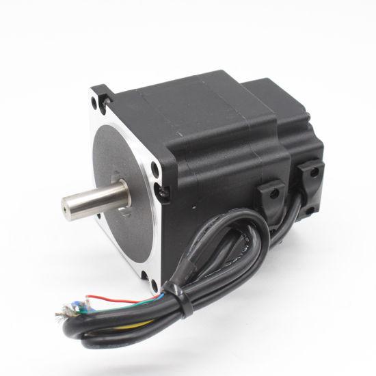 24V 42mm 3000rpm Custom Stepper Motor Micro Electric Brushless DC Gear Motor