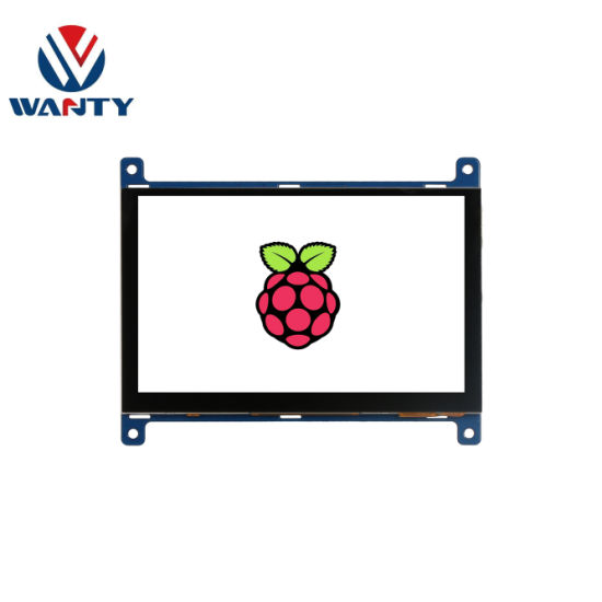 5 Inch Raspberry Pi 3 TFT LCD Display with Touch Screen Monitor