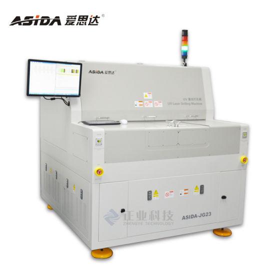 High Accuracy Asida Brand UV Laser Drilling Machine (ASIDA-JG23)