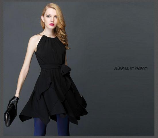 New Design Wholesale Long Dress Women Clothing