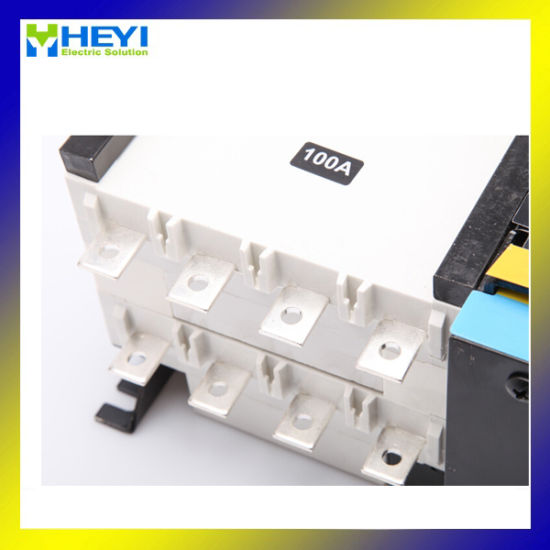 China 100A ATS Generator Changeover Switch Automatic