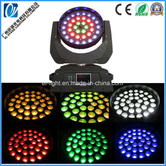 36 LEDs Light Stage Equipment for Docoration Theater Washer Effects