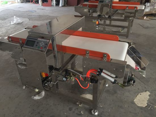 Metal Detector for Aluminum Foil Packaging Industry pictures & photos