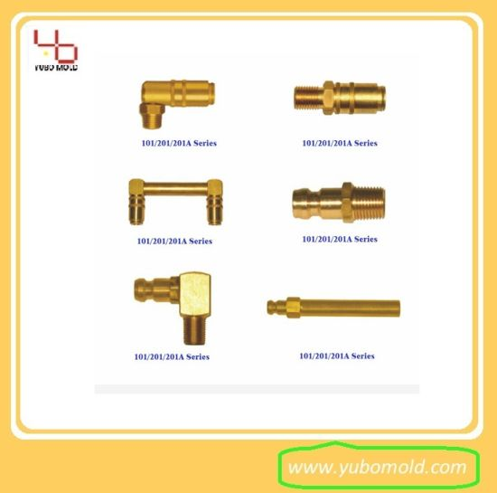 Dme Mold Component Quick Release Connector Plugs / Mold Nipple