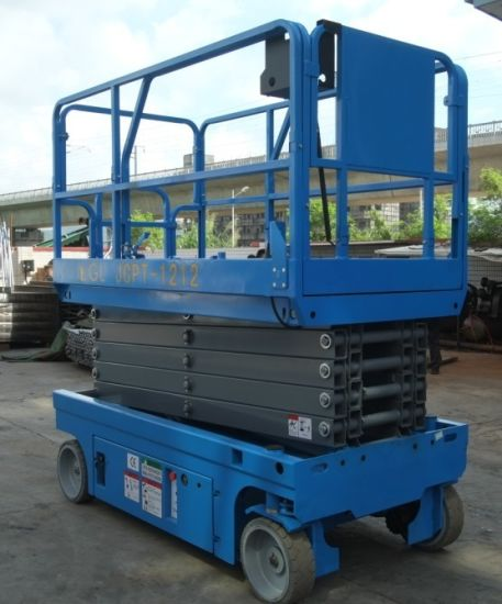 8m Lifting Height Self-Propelled Mobile Scissor Lift (SJYZ) pictures & photos