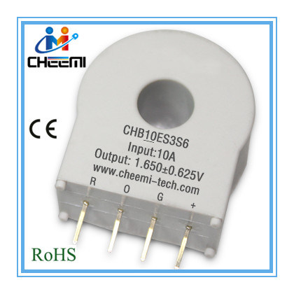 Closed Loop Hall Effect Current Sensor DC +3.3V Ce RoHS Certificated pictures & photos