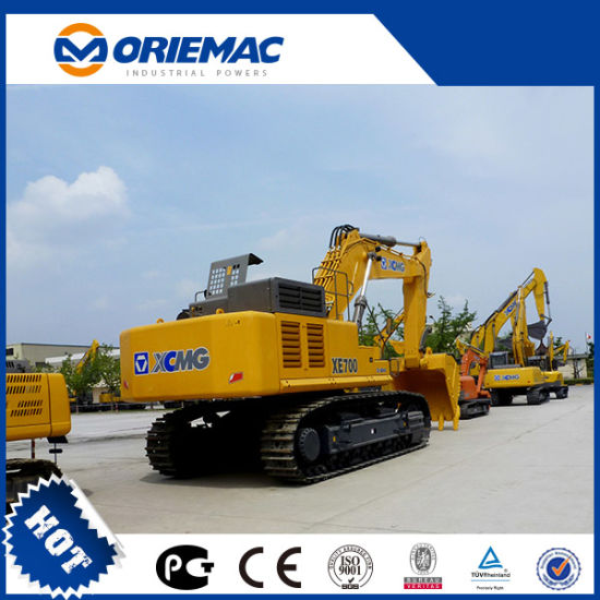 Crawler Excavating Companies for Sale Xcm Xe700c pictures & photos