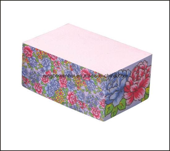 Custom Logo Printed Paper Cubes