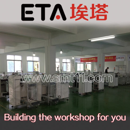 Full SMT Solution, SMT Assembly Line, PCBA Manufacturing Line (printer+mounter+reflow oven) pictures & photos