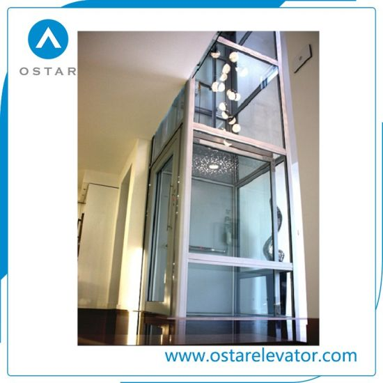 Good Quality Hydraulic Home Elevator Cost, Villa Lift pictures & photos