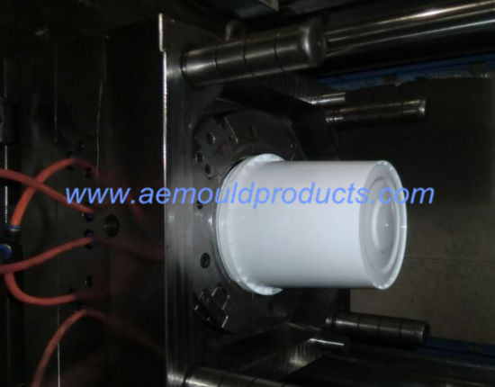 Plastic Mould for Big Round Cave Garden Container pictures & photos