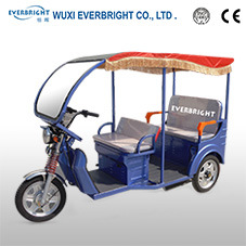 Popular Good Selling Passenger Electric Rickshaw pictures & photos