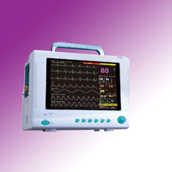 Multi-Parameter Portable Patient Monitor (MG97) pictures & photos