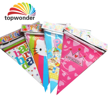 Customize All Sorts of Banners, Decorative Banners, Decorative Flags, String Banners, String Flags