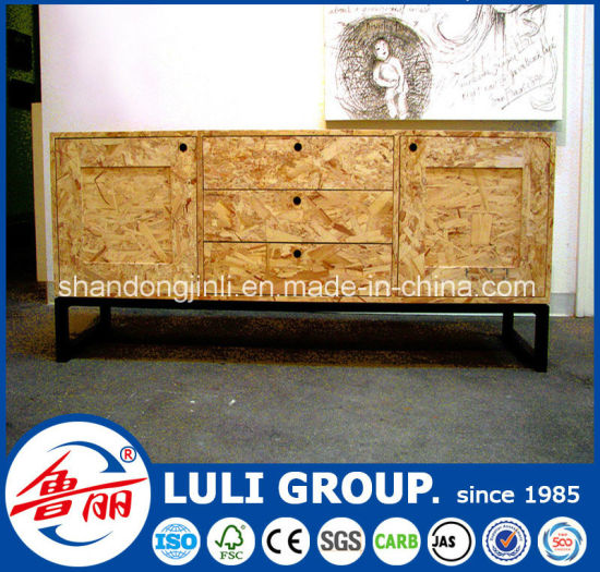 Luli Group E0 Grade OSB for Furniture pictures & photos