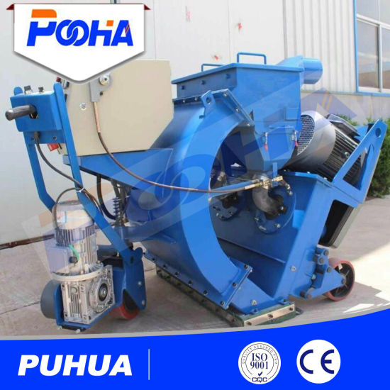 CE Approved Road Surface Shot Blasting Machine pictures & photos