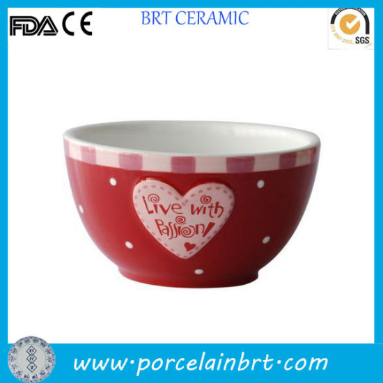 Love Decoration Wedding Favor Fancy Bowl