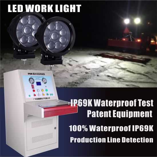 Hot Selling LED Work Light with 100% Waterproof High Quality pictures & photos